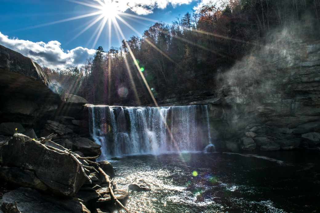 Mostly Cumberland Falls 32- date -111916
